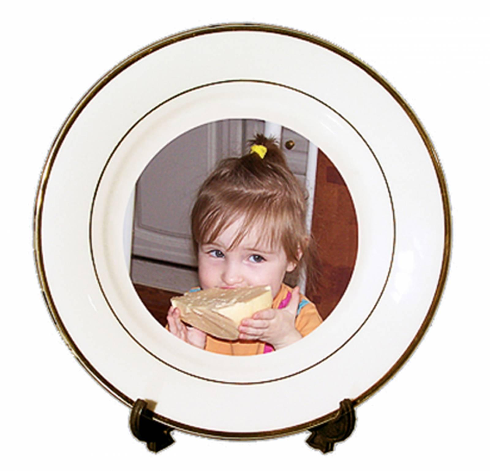 Где делают фото на тарелки